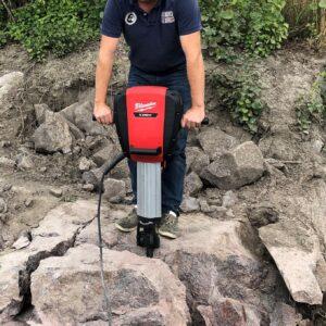 Milwaukee pigghammer 27 kg