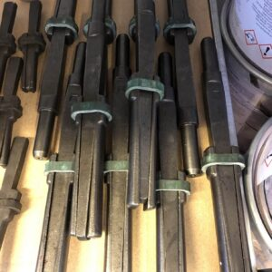 Kile for bruk med pigghammer