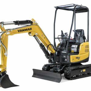Yanmar vio 17 utleie maskin
